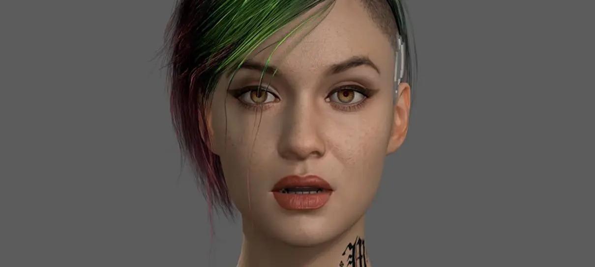 Cyberpunk 2077 Game em Foco