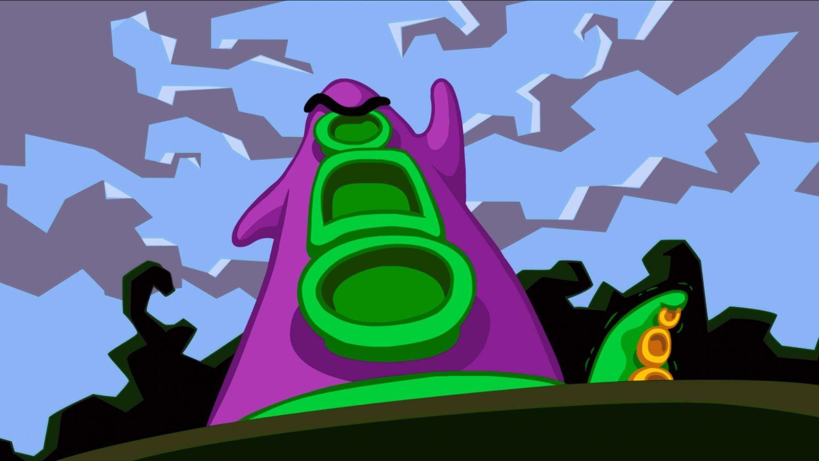 LucasArts tentacle