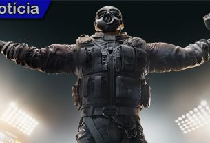 Rainbow Six capa