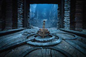 Uncharted game em foco foto 1