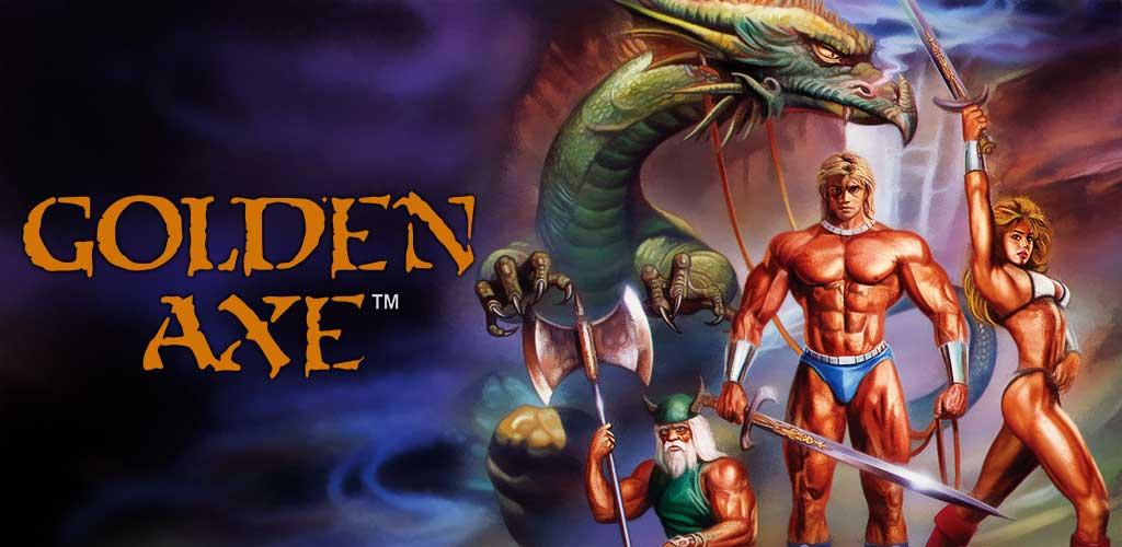 Golden Axe Game em Foco