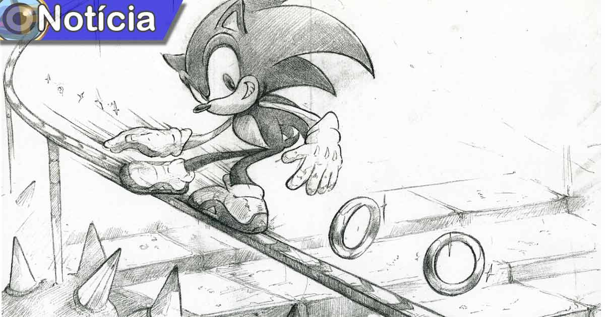 Sonic Game em Foco