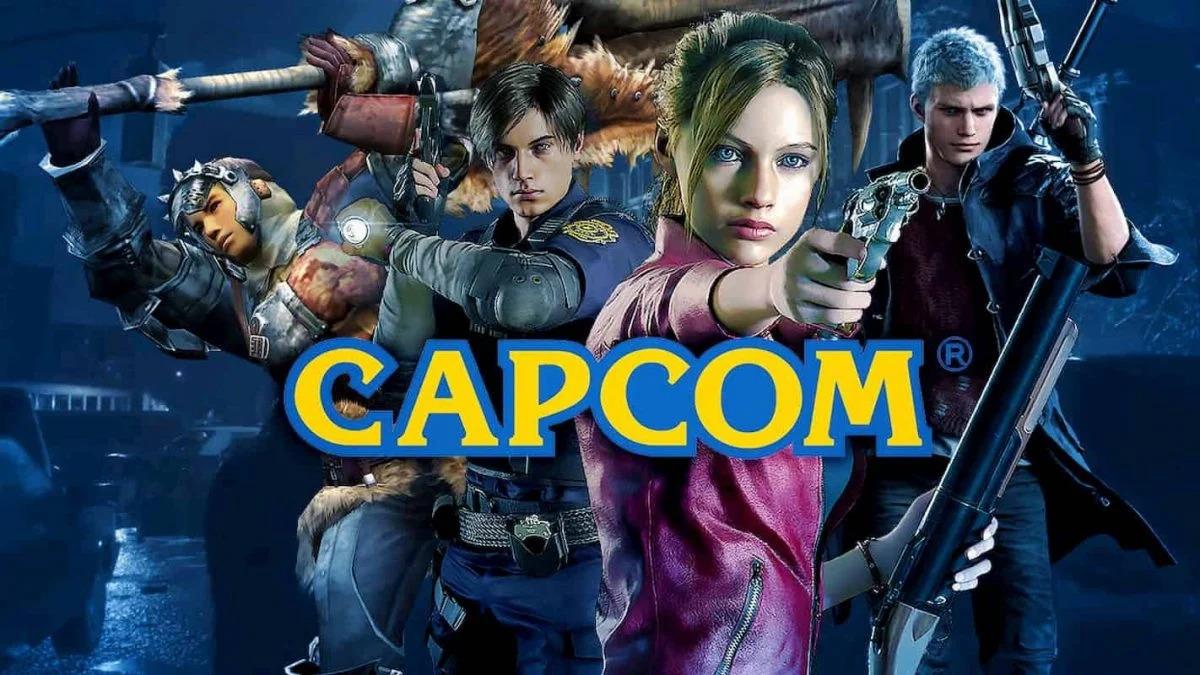 Capcom GF Foto1