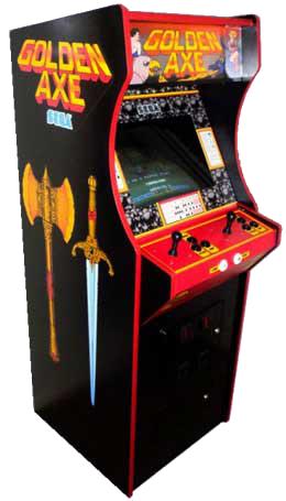 Arcade Golden Axe