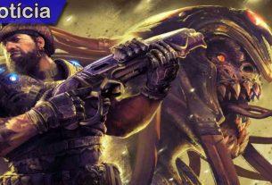 Gears 5 Game em foco