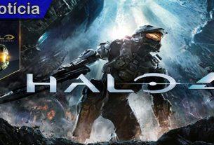 Halo 4 Game em Foco Cover