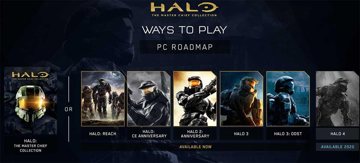 Halo 4 Game em Foco
