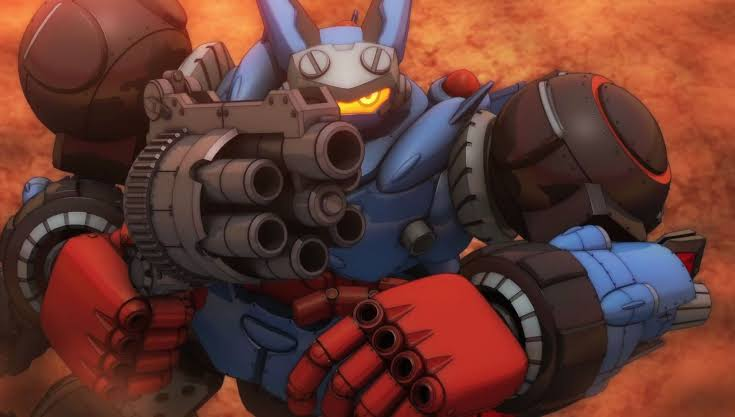 Megatron Musashi Game em Foco