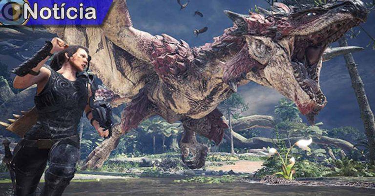 Monster Hunter World: Iceborne evento do Filme é anunciado pela Capcom