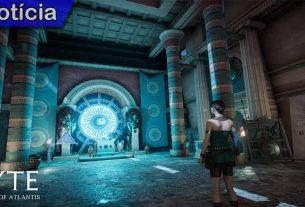 The Eye of Atlantis Game em Foco