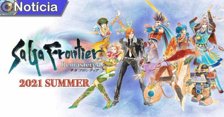 SaGa Frontier Remastered veja detalhes e trailer.