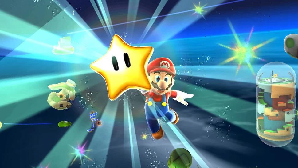 Super Mario GF Foto 1
