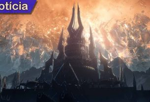 World of Warcraft Shadowlands Game em Foco