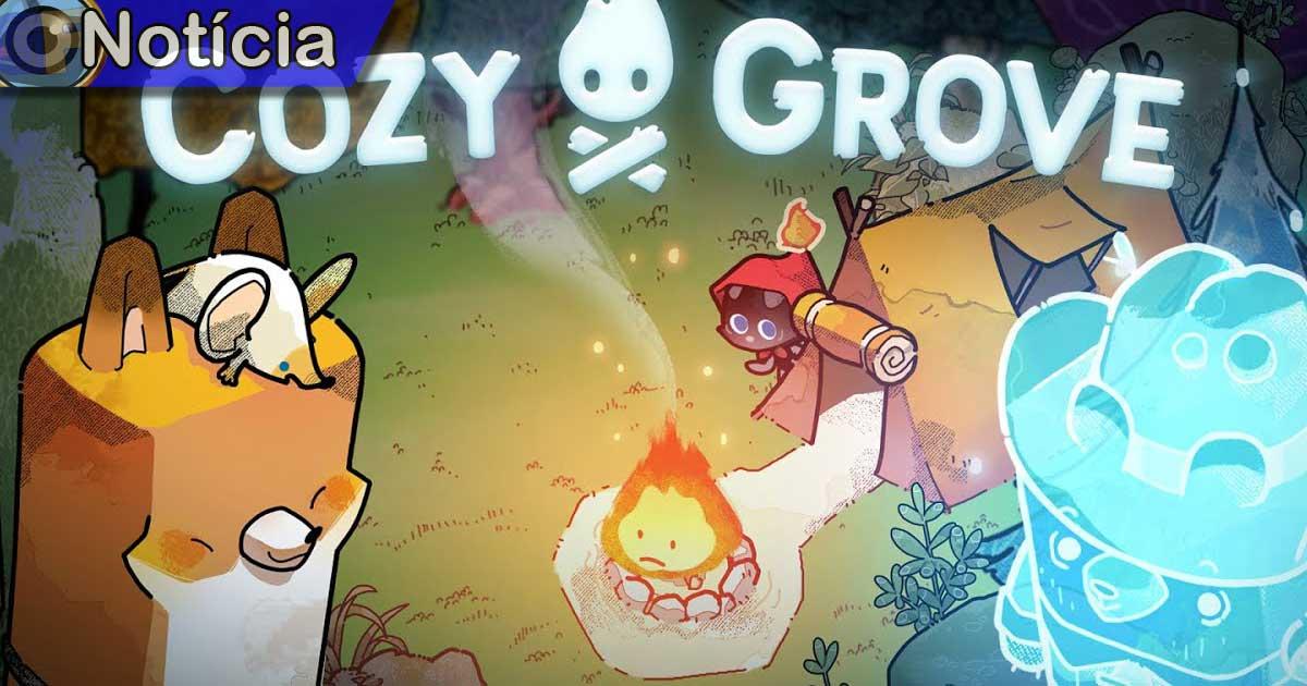 cozy grover gf