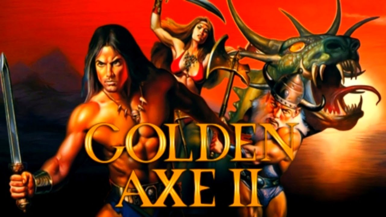 Golden Axe 2 Game em Foco