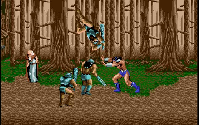 golden Axe II foto2