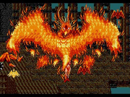 Gaxe II Game em Foco