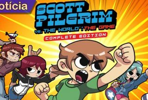 Scott Pilgrim Game em Foco